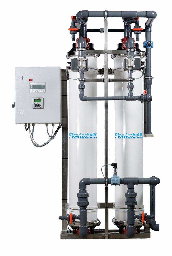 flowtechnix legionella ultrafiltratie